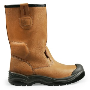 Scruffs Gravity Safety Rigger Work Boots Tan (Various Sizes)
