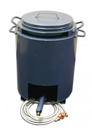 Tar Boiler Kit 10 Gallon (with or without Tap options)