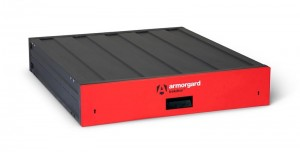 Armorgard TrekDror TKD2 Tool Security Vehicle Slim Storage Drawer (With Or Without Dividers)