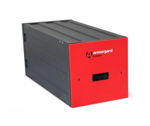 Armorgard TrekDror TKD3 Secure Van Vault Tool Storage Drawer (With Or Without Dividers)