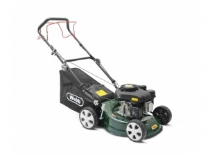 Webb R410SP Classic Petrol Self Propelled Rotary Lawn Mower 41cm/16in