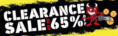 Clearance Sale - Save Up To 65% off